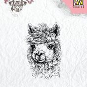 "Clear stamps ""Lama"""