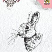 "Clear stamps ""rabbit-2"""