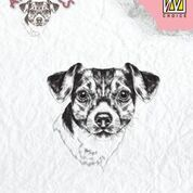 "Clear stamps ""dog"""