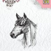"Clear stamps ""horse"""