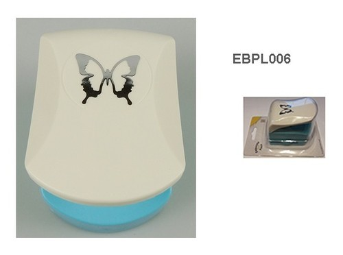 Embossing punch medium- butterfly