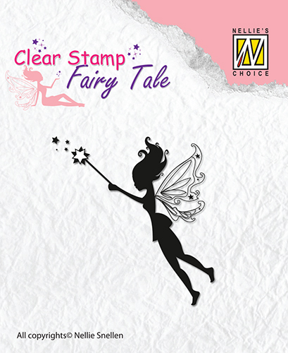 Clear stamps -Fairy Tale-1