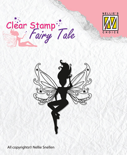Clear stamps -Fairy Tale-3