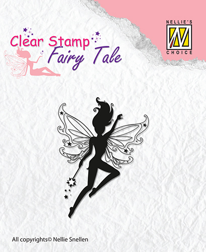 Clear stamps -Fairy Tale-4