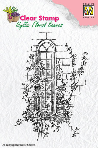 Clear Stamps - Window