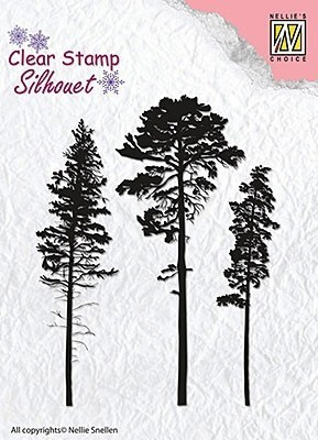 "Silhouette ""3 Pinetrees"""