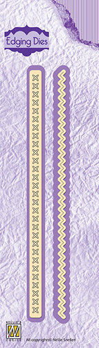 Edging Dies Decoration borders set-3
