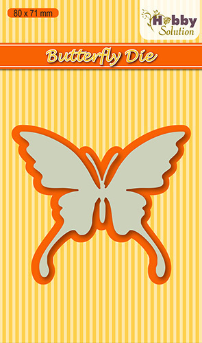 Hobby solutions Die Cut Butterfly-1
