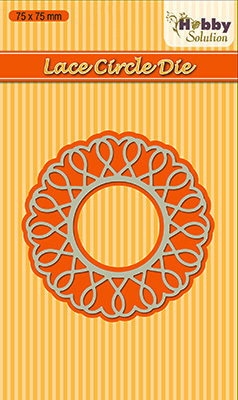 Hobby solutions Die Cut Lace circle