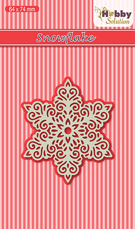 Hobby solutions Die Cut Snow Flake