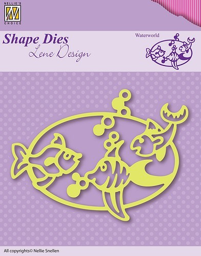 Shape Dies - Lene Design - Waterworld