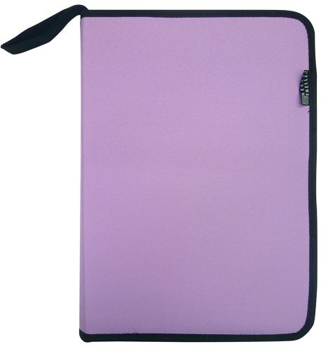 Embossing folder cases 240x340x45 mm, for 40 pcs Lilac
