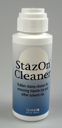 Stazon all purpose stamp cleaner W/L
