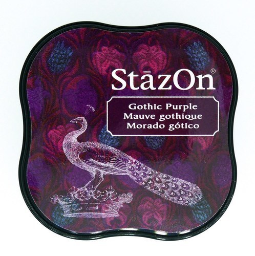 Stazon Midi - Gothic purple