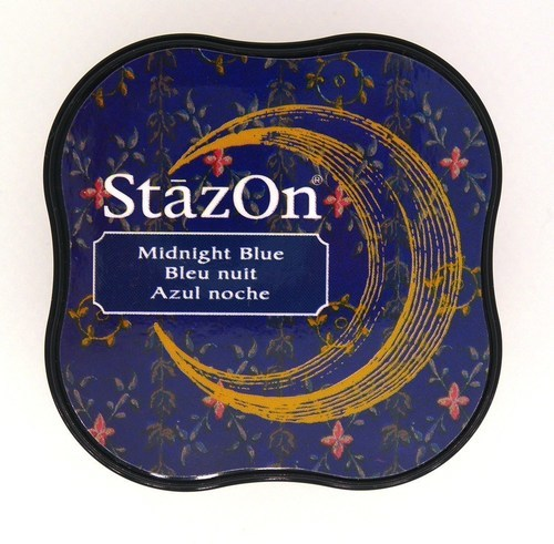 Stazon Midi - Midnight blue