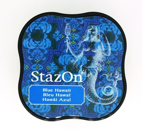 Stazon Midi - Blue Hawaii