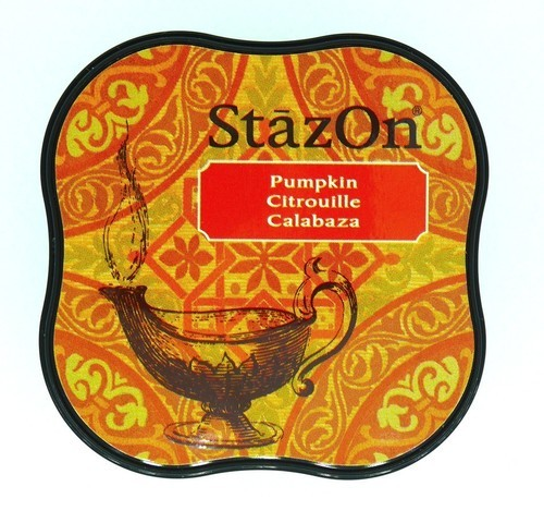 Stazon Midi - Pumpkin