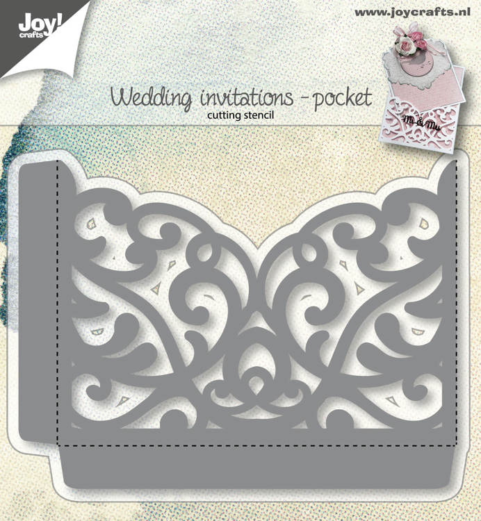 Cuttingstencil - Giftcardpocket