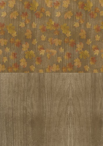 Backgroundsheets - Amy Design - Autumn Moments - Leaves
