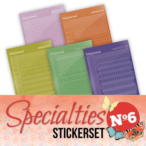 Stickerset Specialties 6