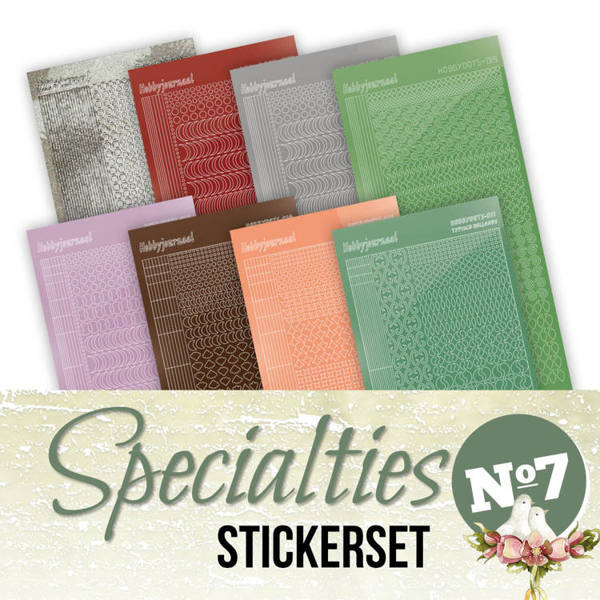 Stickerset Specialties 7