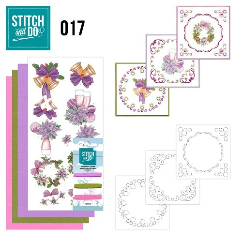 Stitch and Do 17 - Christmas