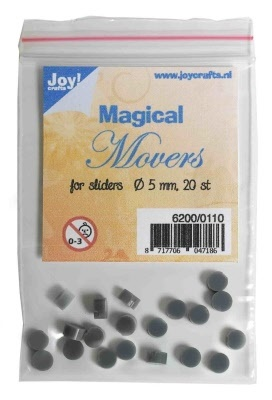 Magical Movers voor sliders - rond