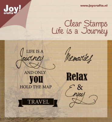 Stempel - life is a journey