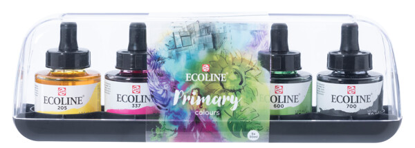 Ecoline Set Primair 5x30ml