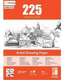 Artist Drawing Paper 225 A4