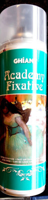 Academy Fixative 500ml