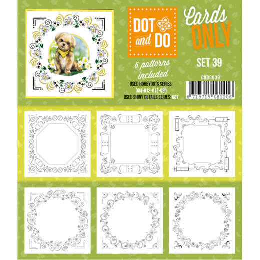 Dot and Do - Cards Only - Set 39