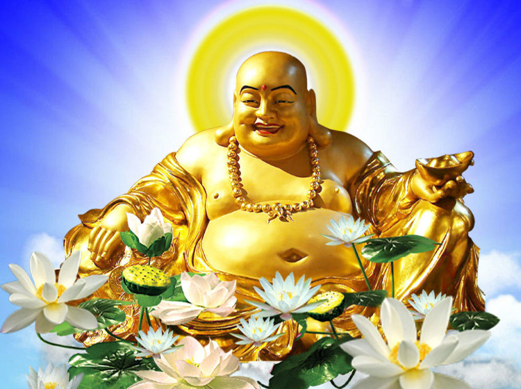 Diamond Painting buddha fat