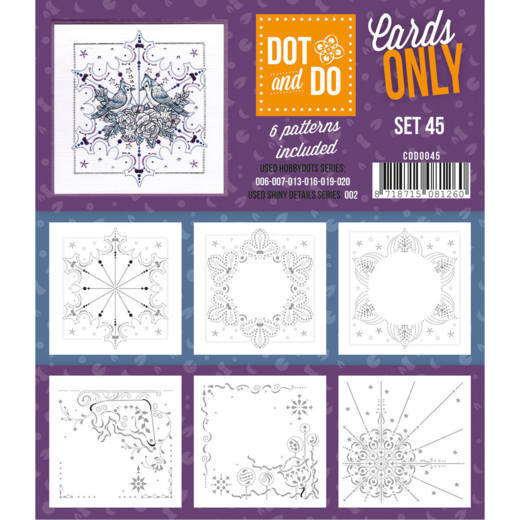 CODO045 Dot and Do - Cards Only - Set 45